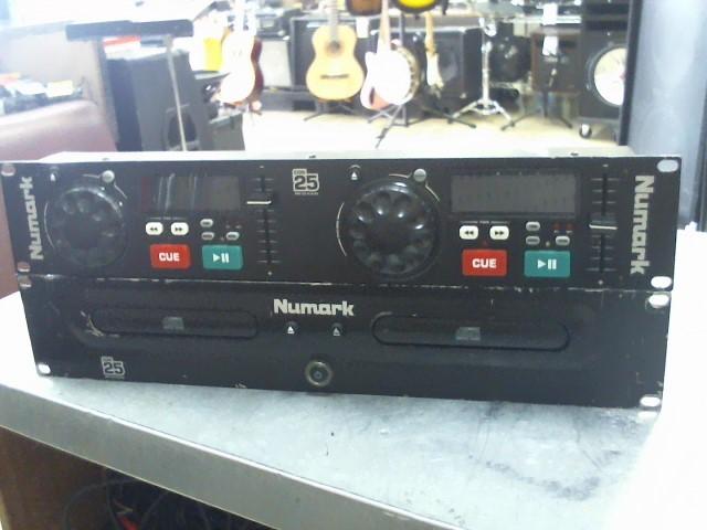 NUMARK ELECTRONICS DJ Equipment CDN25G-00