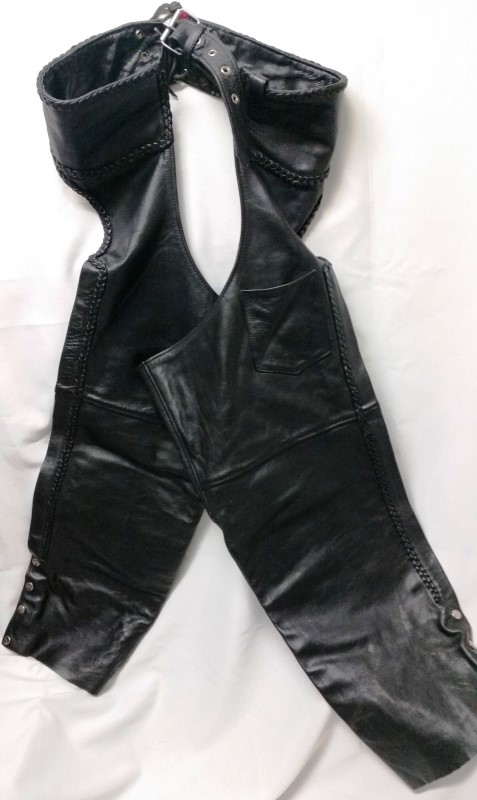 BONUS GENUINE LEATHER Clothing LEATHER CHAPS