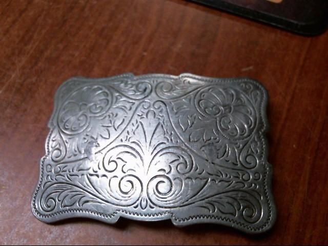 Nickle Silver Belt Buckle