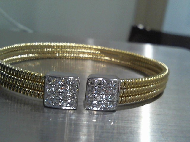 Gold Bracelet 18K Yellow Gold 18.1g