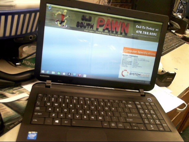 TOSHIBA PC Laptop/Netbook SATELLITE C55D-B5212
