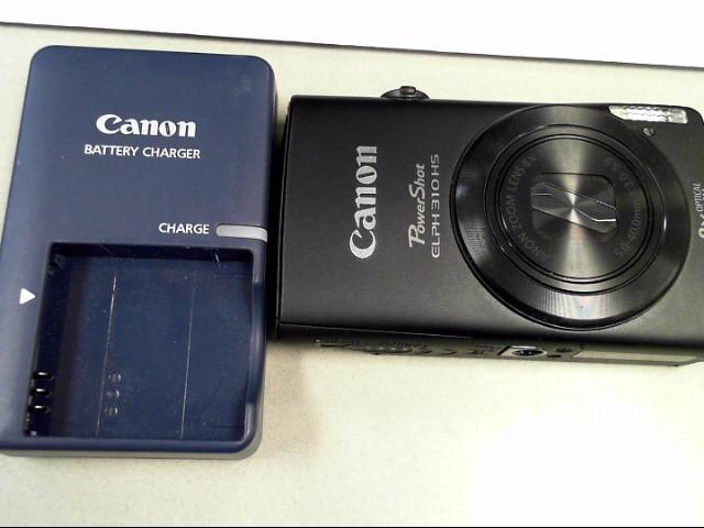CANON Digital Camera POWERSHOT ELPH 310 HS