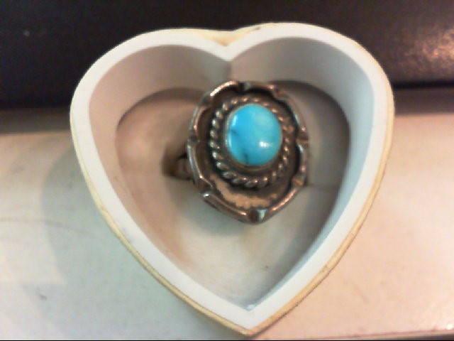 Lady's Silver Ring 925 Silver 7.4g