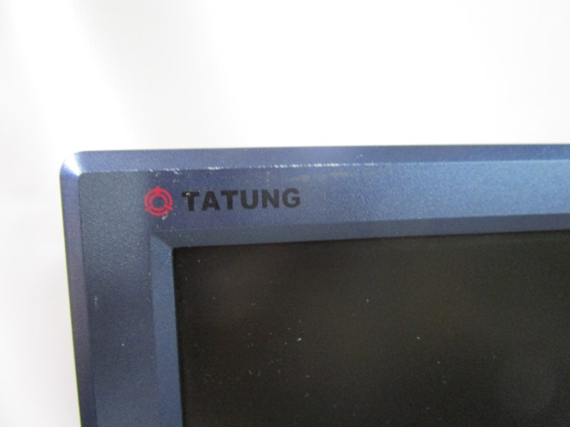TATUNG MONITOR, MODEL L17UCCT