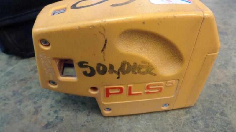 Laser Level PLS5