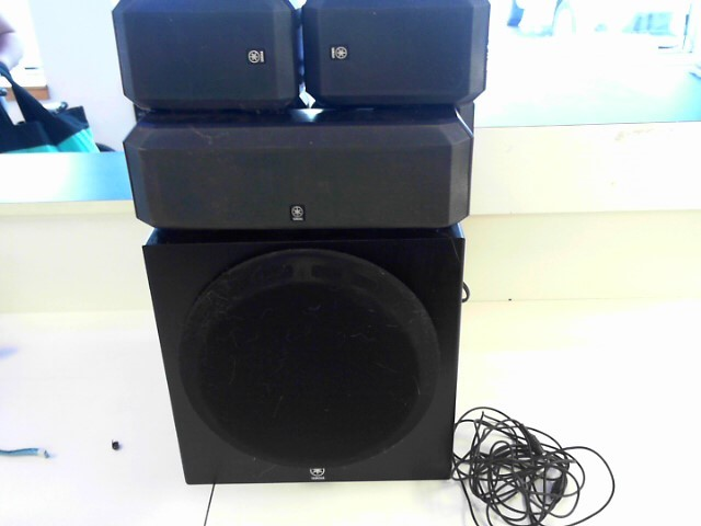 YAMAHA Speakers/Subwoofer YST-SW012 SUBWOOFER