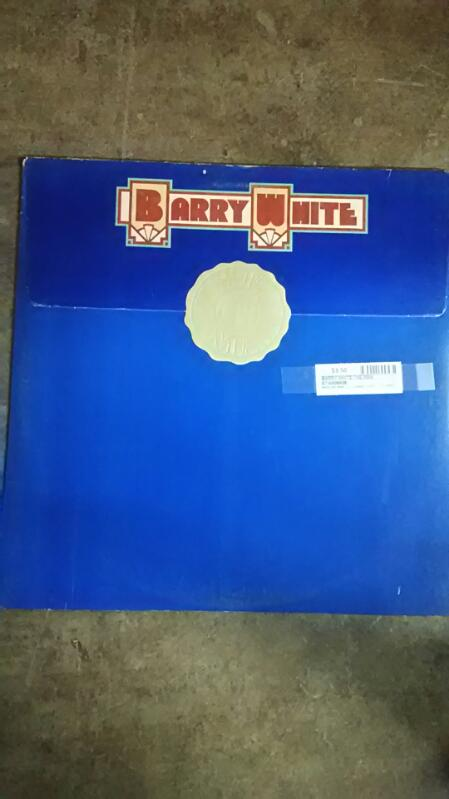 Barry White The Man Vinyl