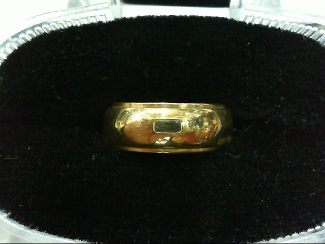 Lady's Gold Ring 14K Yellow Gold 4.7g
