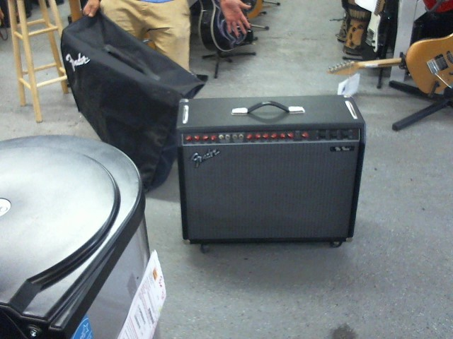 FENDER Electric Guitar Amp THE TWIN