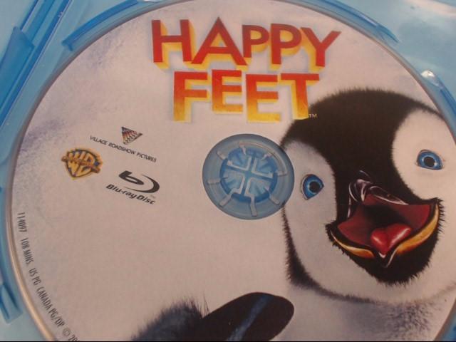 HAPPY FEET - BLU-RAY MOVIE