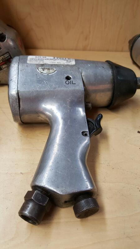 DEVILBISS Air Impact Wrench AT10 AIR IMPACT GUN