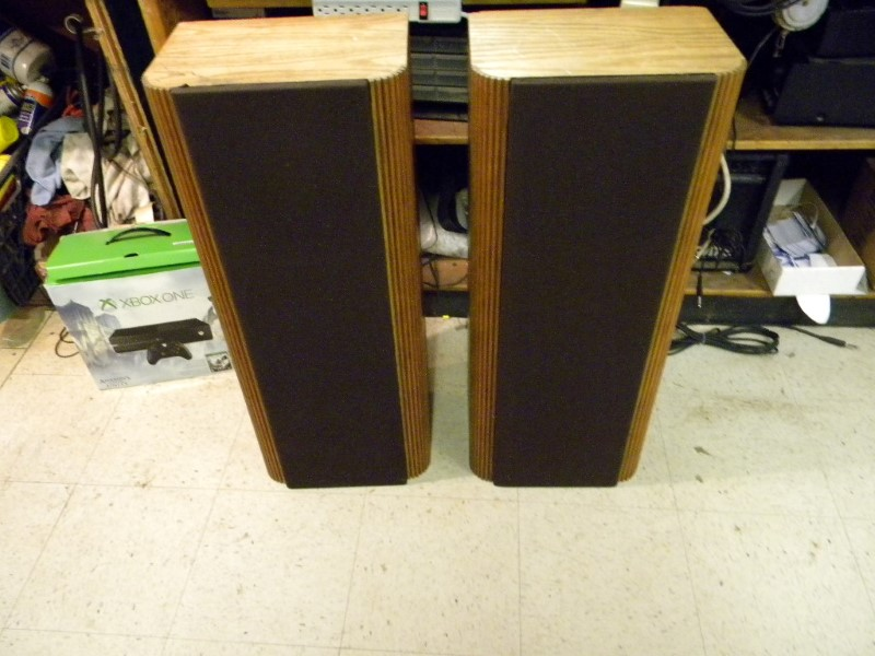 INFINITY Speakers/Subwoofer RS-4