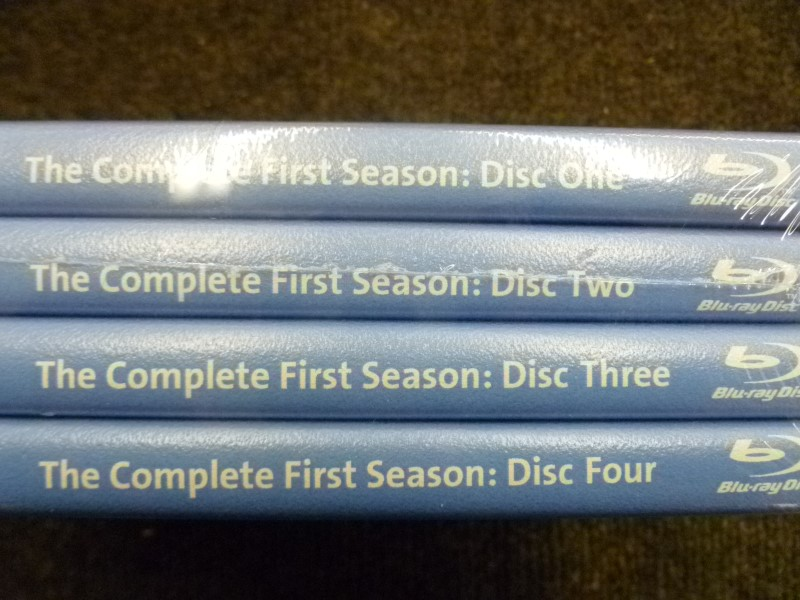 BLU-RAY GLEE SEASON 1