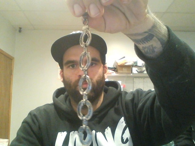 Silver Bracelet 925 Silver 20.4dwt