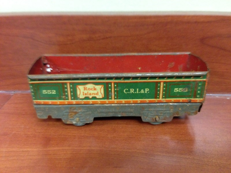 VINTAGE MARY TRAINS GONDOLA #552 CRI+P