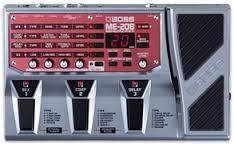 BOSS Effect Equipment ME-20B BASS MULTI EFFECTS PEDAL