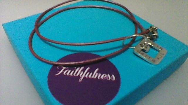 SISTER ACCORD NECKLACE-FAITHFULNESS