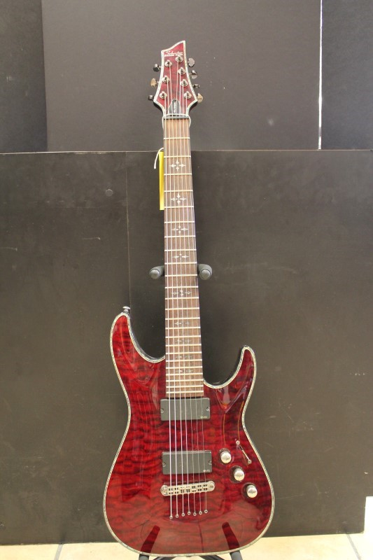 SCHECTER Electric Guitar HELLRAISER SPECIAL
