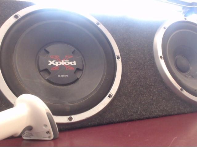 """SONY Car Speakers/Speaker System XPLOD SUBWOOFER 12"""""""