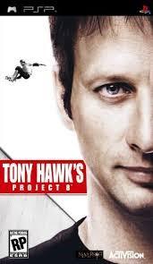 SONY Sony PSP TONY HAWKS PROJECT 8 PSP