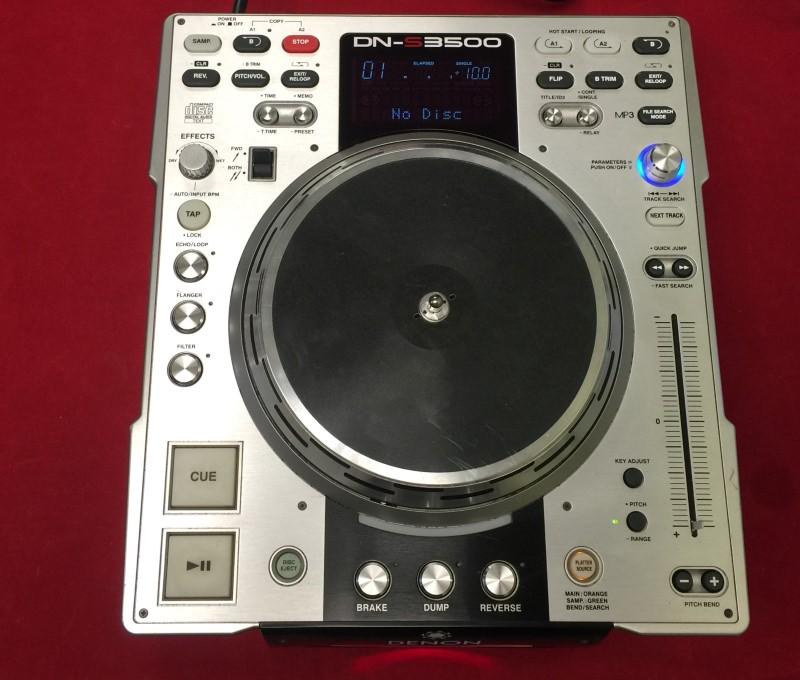 DENON Mixer DN-S3500