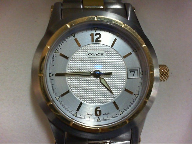 COACH Gent's Wristwatch W509