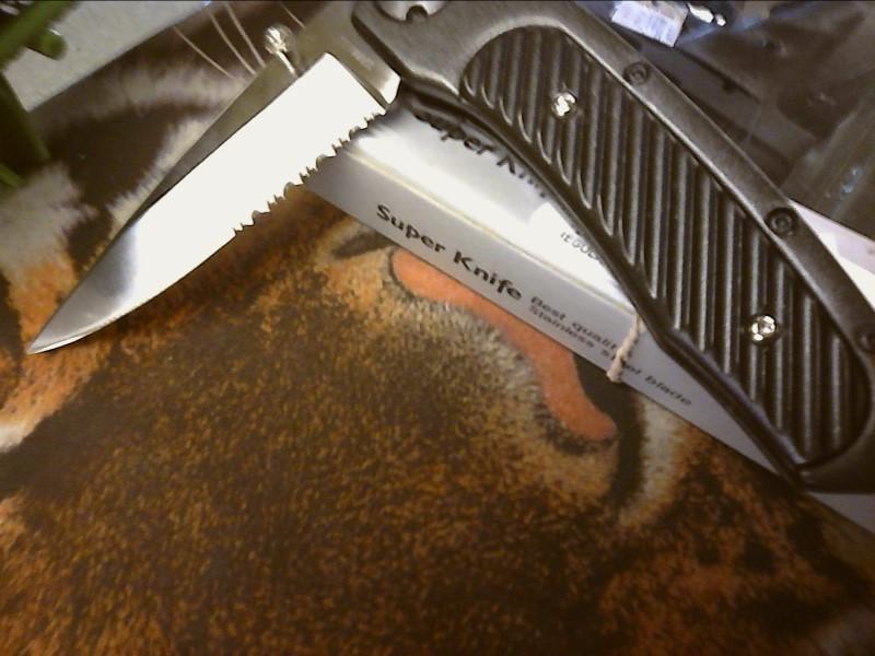 SUPER KNIFE Pocket Knife POCKET KNIFE