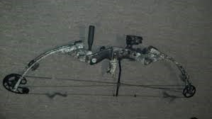 Golden Eagle Bow SPLITFIRE