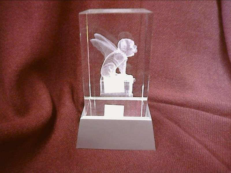 MISC COLLECTIBLES NEW MISC NEW MISC FANTASY GIFTS 1547; 1547 3D LASER ENGRAVED G