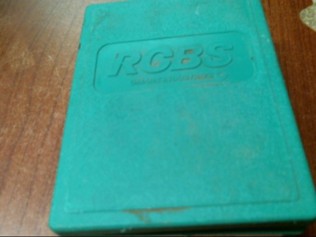 RCBS AMMO RELOADING DIES .270 WBY MAG