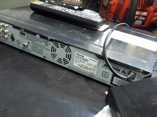 TOSHIBA DVD Player DR430KU