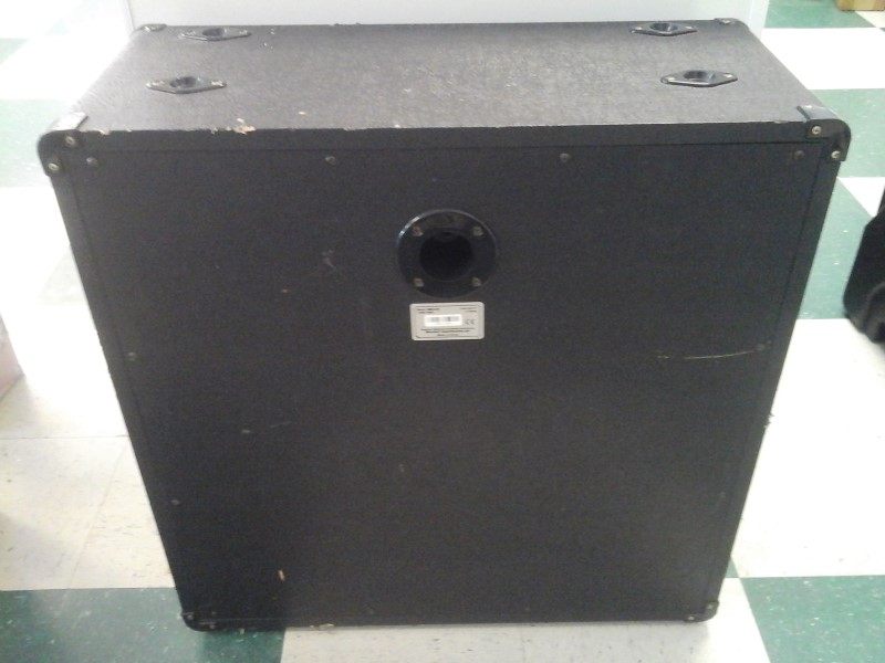 """MARSHALL MG412A 4x12"""" 120W SLANT CABINET (IN STORE PICKUP)"""