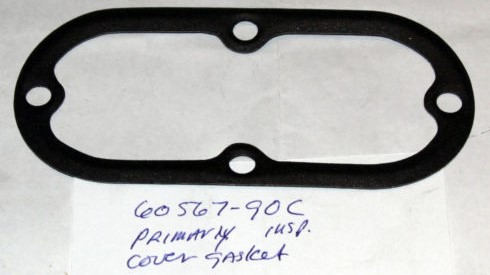 HARLEY DAVIDSON 60567-90C,  INSPECTION COV GSKT-BT-** SOLD BY 1 EACH** SEE BOOK