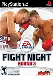 SONY Sony PlayStation 2 FIGHT NIGHT: ROUND 3