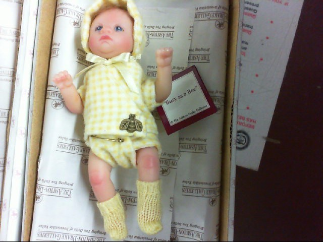 ASHTON DRAKE COLLECTION Doll GENE