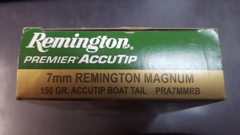 REMINGTON FIREARMS Ammunition PRA7MMRB