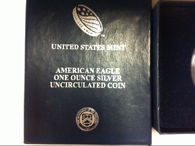 UNITED STATES Silver Coin WALKING LIBERTY 2012 SILVER DOLLAR
