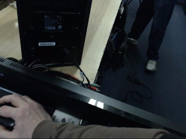 LG Speakers/Subwoofer SHS36-D
