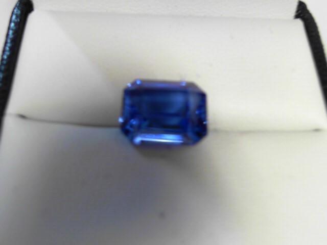 6.74cts Capri Blue Stone