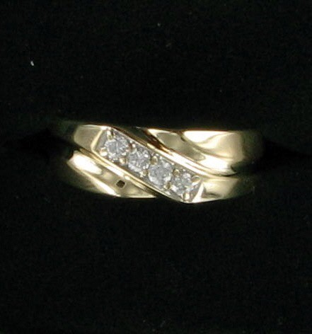 Gent's Gold Ring 14K Yellow Gold 3.6dwt