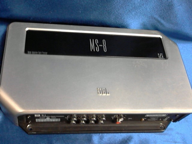 JBL MS-8 DIGITAL PROCESSOR