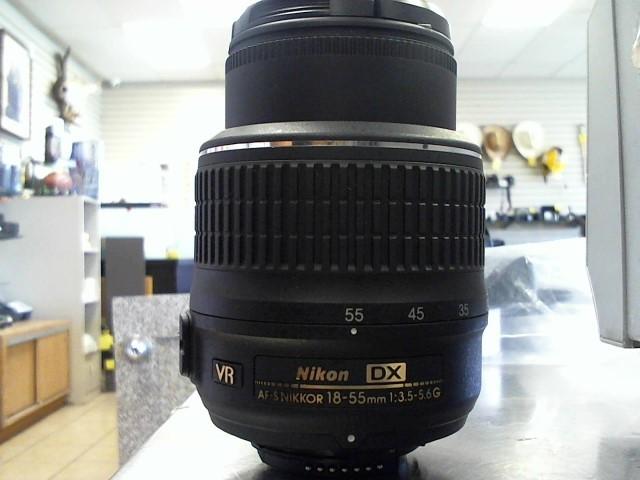 NIKON Lens/Filter DX AF-S NIKKOR 18-55MM