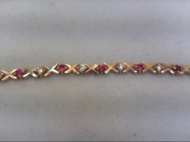 Silver Bracelet 925 Silver 10.5g