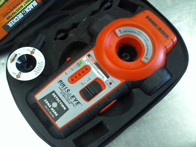 BLACK & DECKER Studfinder BULLS EYE BDL110S
