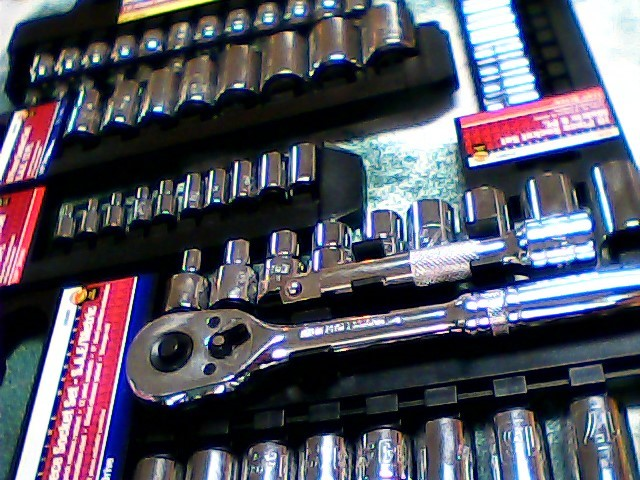 ACE HARDWARE Sockets/Ratchet DEEP SOCKET SET