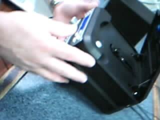 GPX CD Player & Recorder HC221B