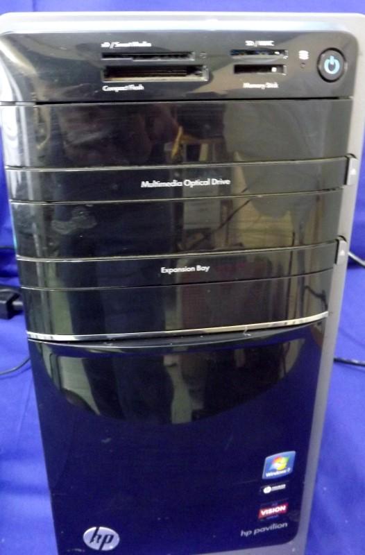 HEWLETT PACKARD P7-1233WB PC