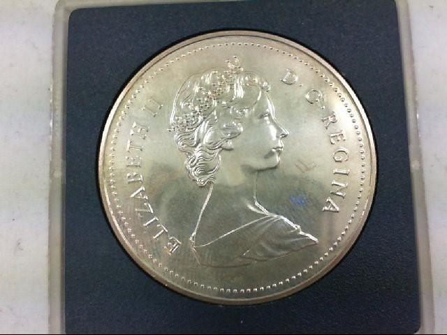 1988 CANADA DOLLAR #1738