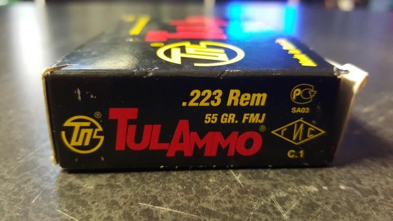 TUL AMMO Ammunition SA03