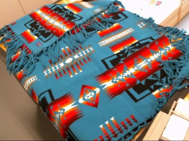 PENDLETON American Indian Blanket/Rug WOOL BLANKET